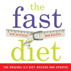 The Fast Diet revised covers