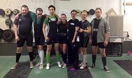Tävling på Stockholm Atletklubb