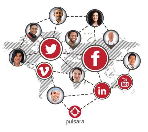 Pulsara Social Media