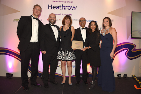 AND Digital wins DRG Fast Growing Business Award