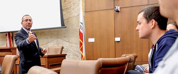 Cappello Trial Advocacy Program Takes Flight