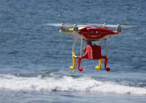 Lifesavers Launch Shark Drones This Weekend