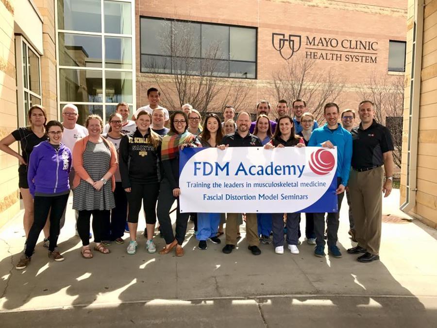 FDM at the Mayo Clinic Mankato