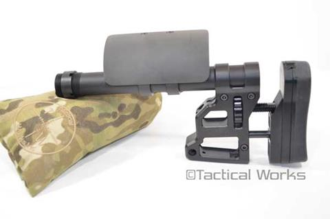Skeleton Carbine Stock by MDT