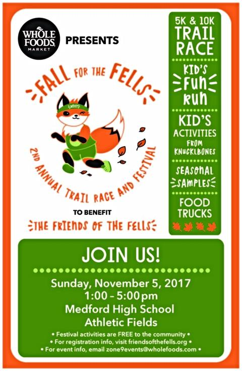 Fall for the Fells Flyer