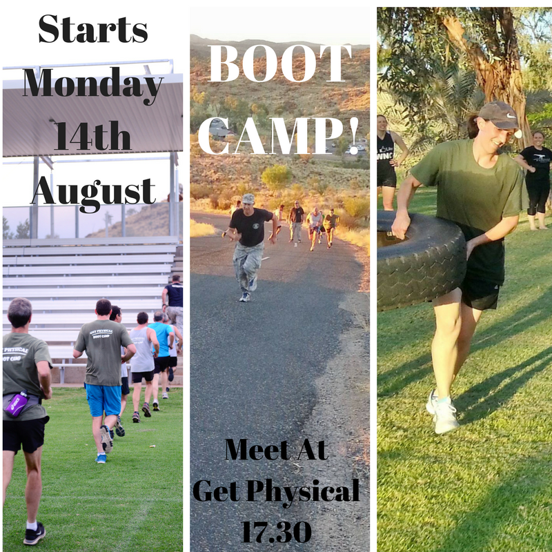 Check out the classes at Get Physical