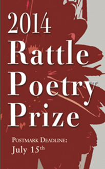 The 2014 Rattle Poetry Prize