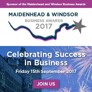DRG sponsors Maidenhead and Windsor Business Award