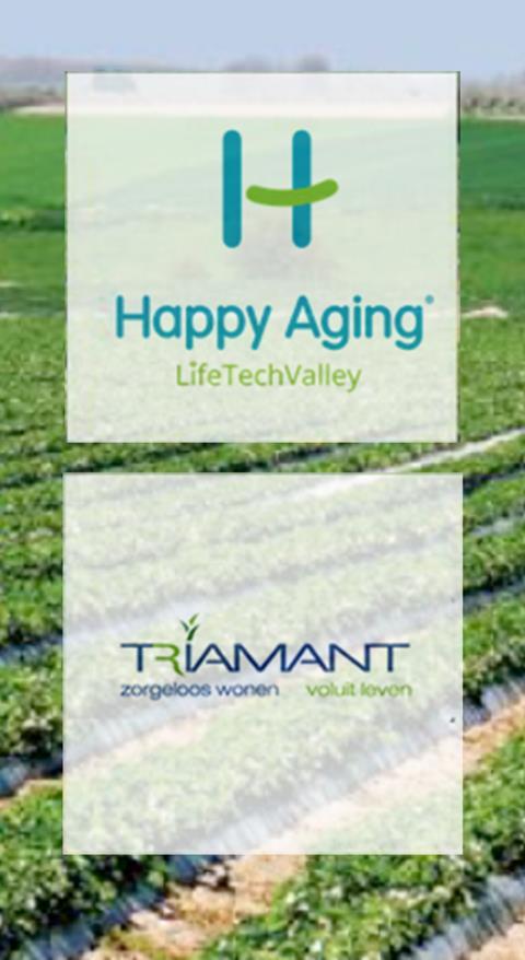 Aperitieven met Happy Aging en Triamant