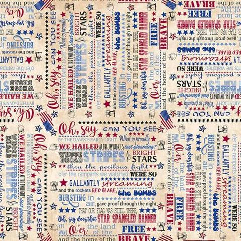 Land of the Free at Cary Quilting