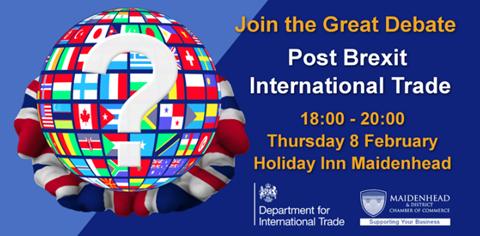 Post Brexit International Trade