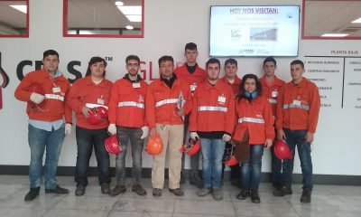 Visita a Global Steel Wire