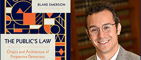 "Blake Emerson's ""The Public Law"""