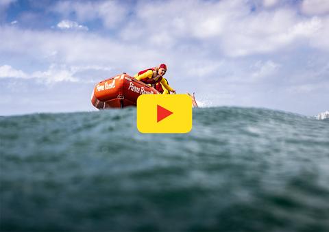 Lifesavers Urge Caution, Drownings Up