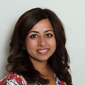 Head shot of Nikki Kanani