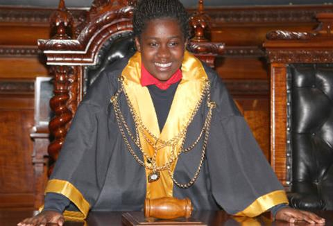 Click to read more about 2014 Junior Lord Mayor of Melbourne Ebony Chiazor