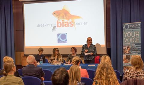Raising awareness about unconscious bias - Warwick Mansell