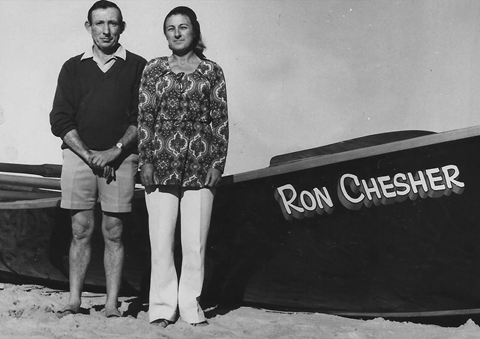 Vale Ron Chesher OAM