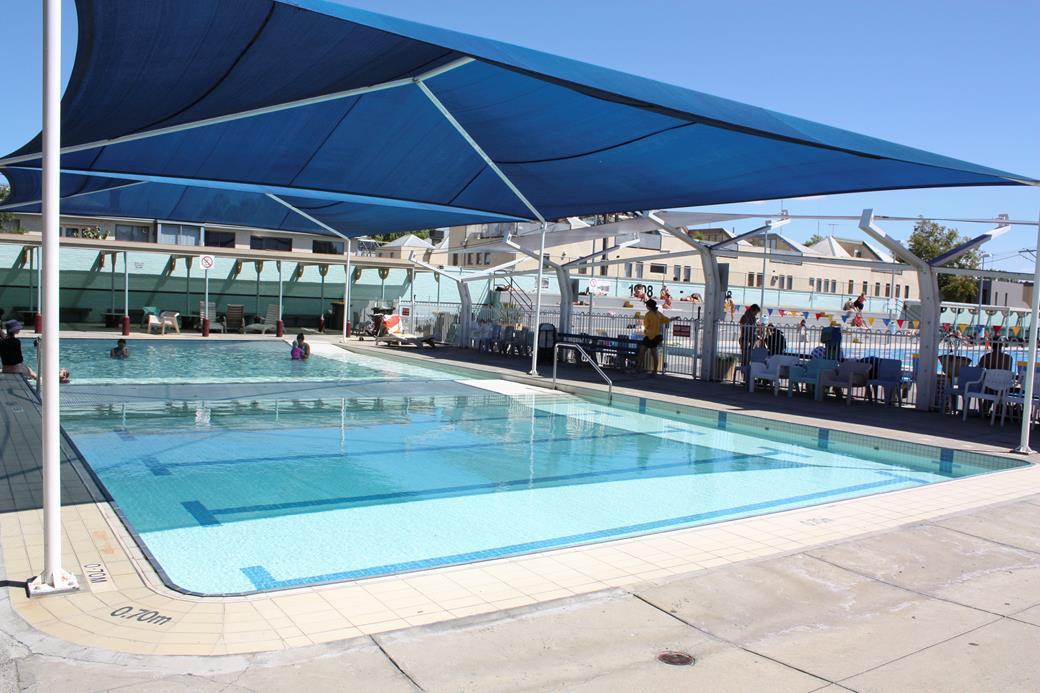 Fitzroy Swimming Pool toddler pool