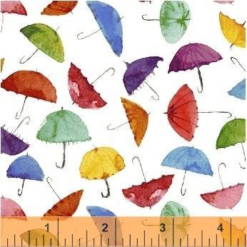Rain or Shine at Cary Quilting