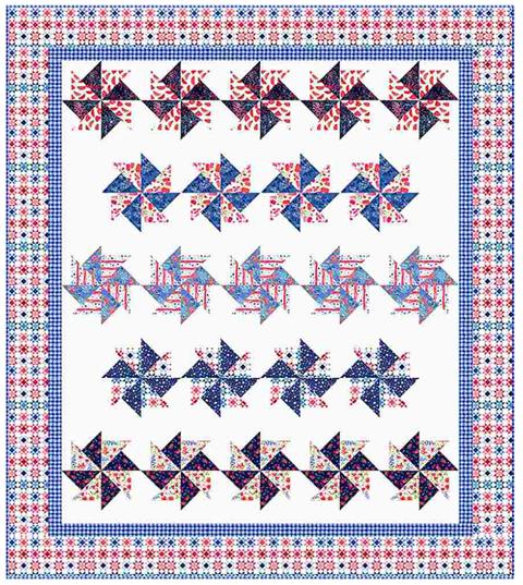 American Summer pattern