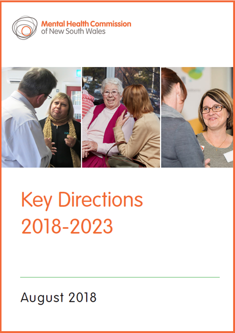 Key Directions 2018-2023 cover image