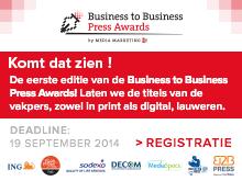 B2B Press Awards