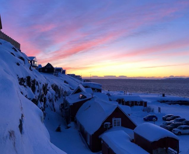 Greenland Rising Project Team Visits Nuuk