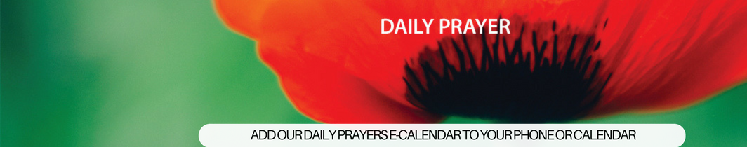 Daily Prayer ECal