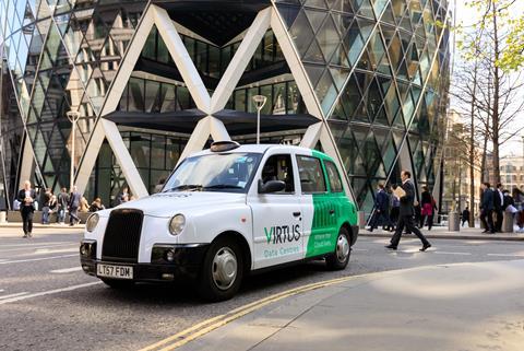 VIRTUS Data Centres London Car