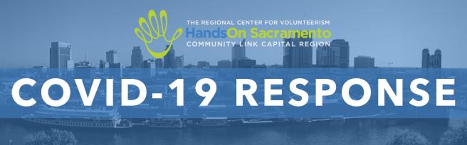 Image: HandsOn Sacramento COVID-19 Response