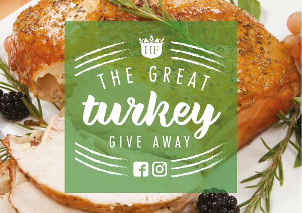 The Great Turkey give away