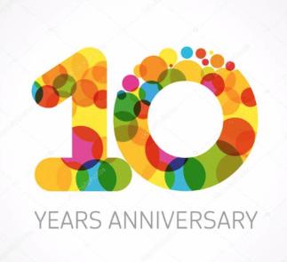 Happy Birthday (10 years already!)