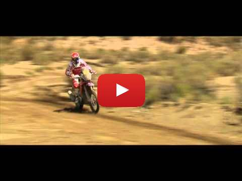 Team HRC Dakar Rally 2015 - Stage 11 -  Behind the Scenes