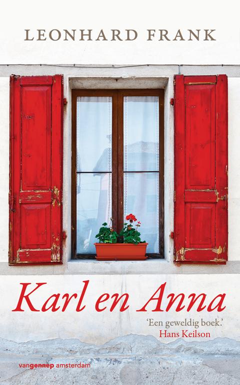 cover Karl en Anna | Leonhard Frank