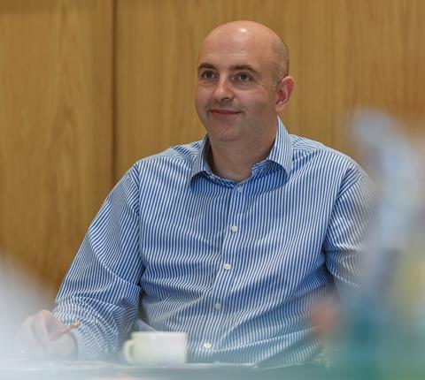 Paul Morley, MD Chalcroft Ltd