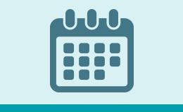 Graphique du calendrier