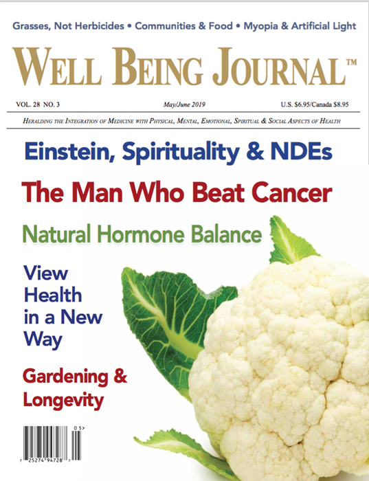 Well Being Journal May/June 2019