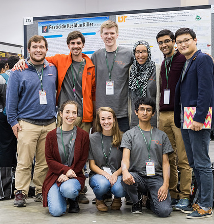 iGEM2017 team photo