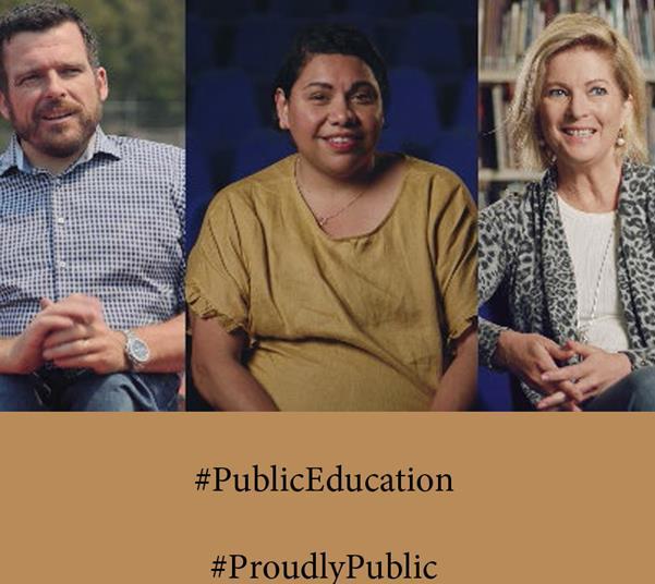 Public Education Champions