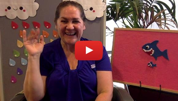Watch Fiona's Father's Day StoryTime