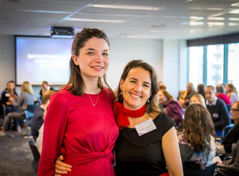 Lynley Hurst (left) and Sharon Sharon Leadbetter (right)