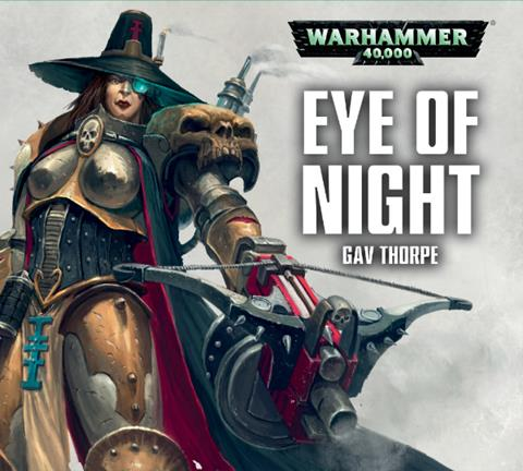 Cover of Eye of Night by Gav Thorpe