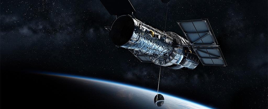 PORON Hubble Telescope