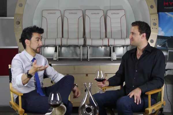 UNCORKED INTERVIEW PART 1: BIBOP GRESTA, COO OF HYPERLOOP TRANSPORTATION TECHNOLOGIES