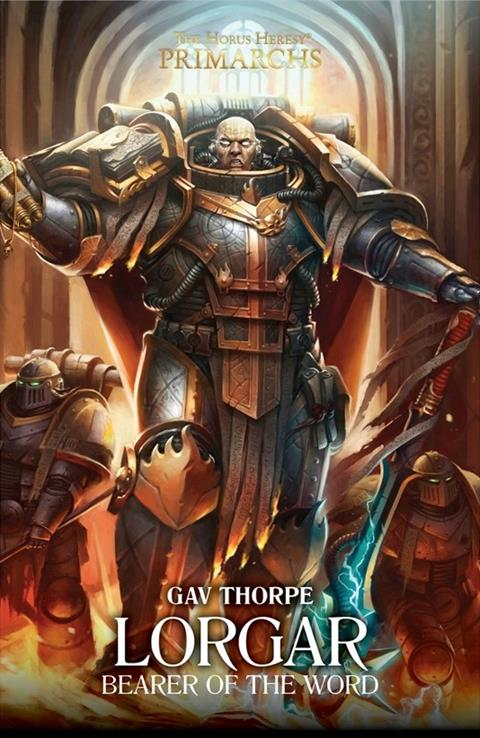 Cover of Lorgar by Gav Thorpe