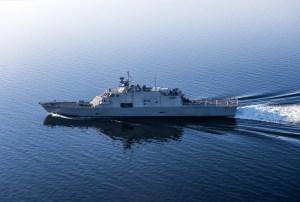 Lockheed Martin's Freedom class LCS. Lockheed Martin