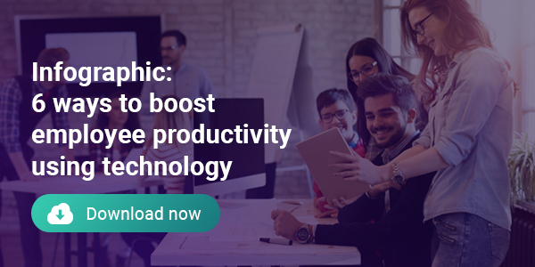 6 ways to boost employee productivity