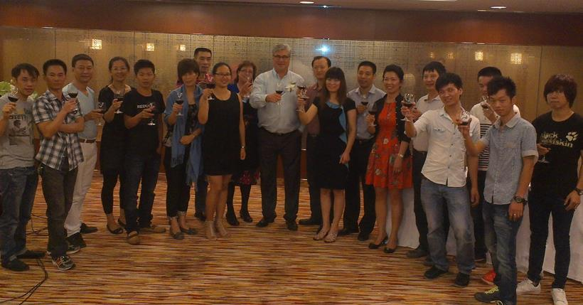 AWA™ Importer Briefing event in Shanghai – 11th September 2013