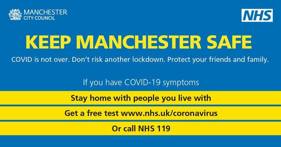 Image of Keep Manchester Safe